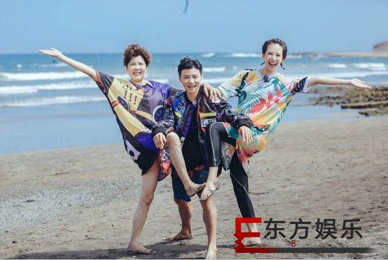 《我最爱的女人们》张晋被赞全能老公 蔡少芬孕肚明显