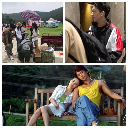 中国版浪漫满屋开机 杨超越许魏洲和宋慧乔rain你pick谁?