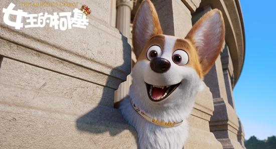 喜剧动画《女王的柯基》最萌皇家犬即将来袭