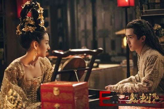 《九州缥缈录》华美大婚今晚上演,刘昊然首个荧屏婚礼看点足
