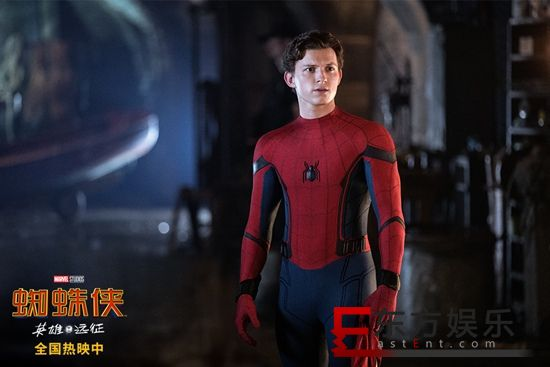《蜘蛛侠:英雄远征》票房突破14亿 密钥延期助力暑期档精彩继续