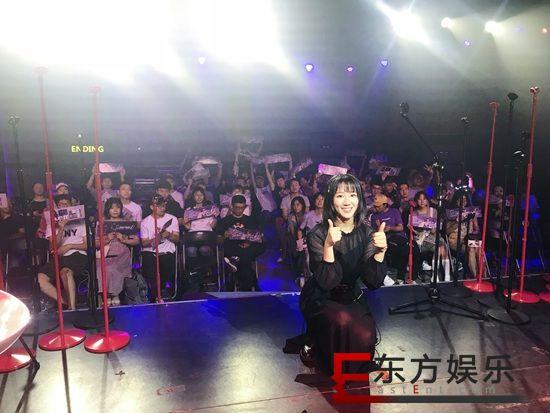 """谢春花新专辑音乐分享会在京落幕 """"叛逆""""少女打破标签坚定成长"""