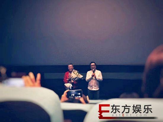 《红花绿叶》正在上映 田海蓉包场支持刘苗苗导演