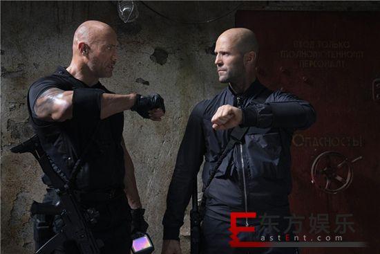 """《速度与激情:特别行动》发布角色预告 强森突破动作极限上演速度与""""肌""""情"""