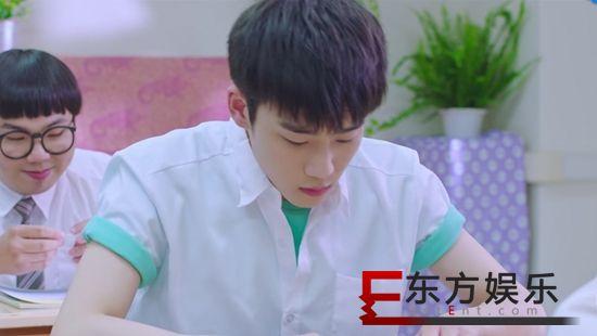 """《金斩,有何贵干》预告片曝光!谢兴阳演绎最单纯""""酷盖学渣"""""""