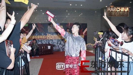 """《中国新说唱》2019总决赛""""与你有瓜"""" 福克斯、刘聪神秘亮相引尖叫"""