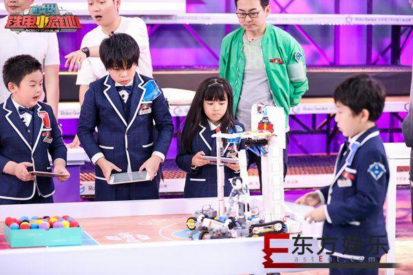 人工智能教育专家助力《铁甲小雄心》 青少年AI教育正当时