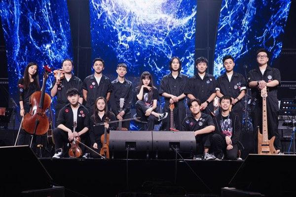 欧阳娜娜音乐会成都站开演   十周年巡回音乐会圆满收官