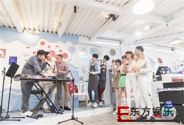 《中餐厅3》全员出动准备中式订婚宴 王俊凯仝卓唱歌助兴原地圈粉