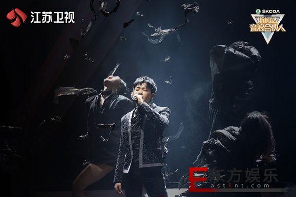 苏有朋《音浪合伙人》微烟熏妆惊艳登场  新歌舞台首秀霸气回归歌坛!