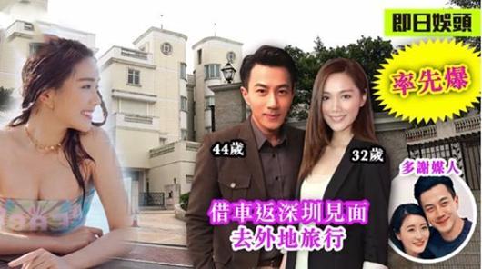 刘恺威否认恋情 传闻与小12岁汤洛雯约会