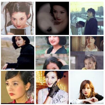 21年前的赵薇21年后的赵薇对比 岁月不败美人