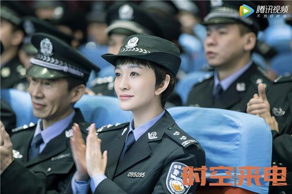 《时空来电》定档1023 李小冉杜淳王天辰联手破悬案
