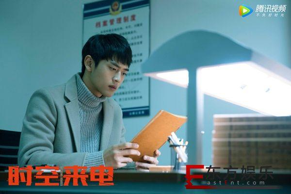 《我和我的祖国》小号手王天辰新剧开播《时空来电》顾明哲杜淳携手破案
