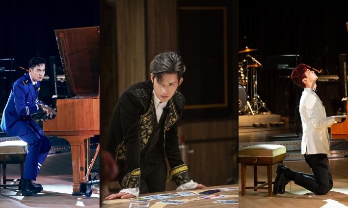 《明星大侦探》今日开播 井柏然张若昀白敬亭上演钢琴battle