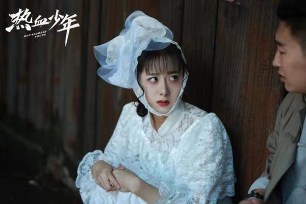《热血少年》吴潇潇神助攻吴乾 曹曦月细腻演技获好评