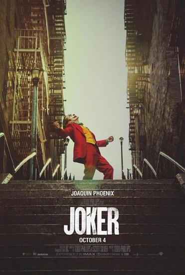 小丑最赚钱漫画电影 打破《变相怪杰》漫改票房记录