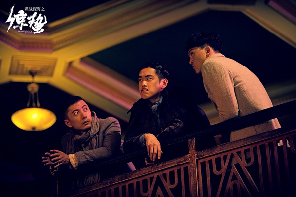 孙信宏与多位年轻演员同台飙戏 低调沉稳释放专业魅力