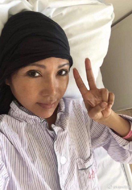 歌手张咪确诊癌症晚期 期待再次站在最心爱的舞台!