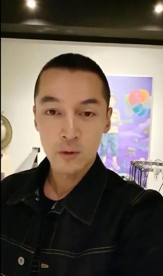 胡歌为患病孩子录祝福视频 人帅心善满满正能量!