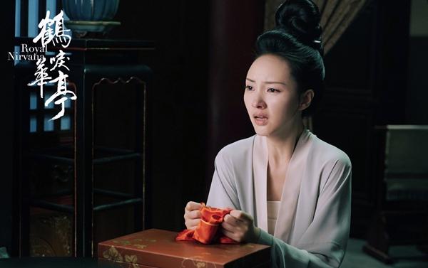 网友评论《鹤唳华亭》编剧没有心 程小蒙太子妃赴宴再次中毒