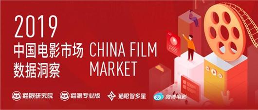猫眼数据:2019年中国电影市场642.66亿票房刷新纪录