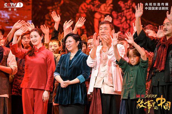 邢佳栋《故事里的中国》再现经典 《红高粱》余占鳌看哭网友