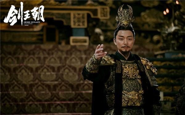 刘奕君《剑王朝》收官 细腻演绎尽显王者风范