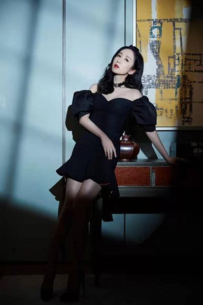《爱情公寓5》发布会娄艺潇超有梗 经典台词戳泪点