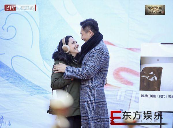 """北京卫视《了不起的长城》开长城摄影展  搬砖小队寻找""""最美金山岭"""" 刘烨安娜合体"""""""