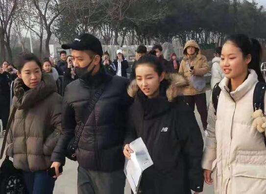 张子枫艺考分数接近满分 获河南省表演专业统考第一名