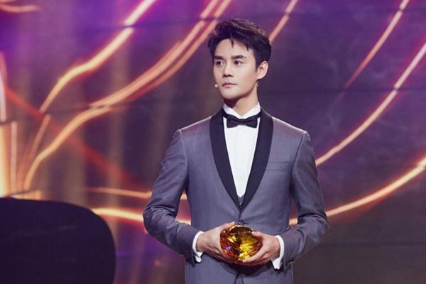 2019阅文盛典星耀东方 王凯现场解读演员与角色的共通性