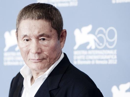 73岁北野武再婚 刷新日本演艺圈再婚年龄最高纪录