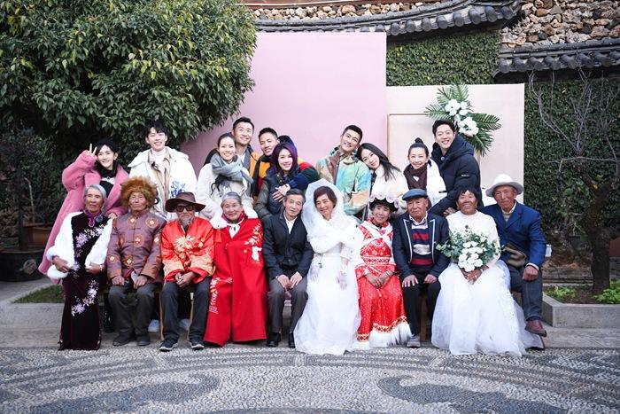 《妻子3》收官杜江霍思燕为老夫妇补办婚礼 李娜姜山合照笑容灿烂