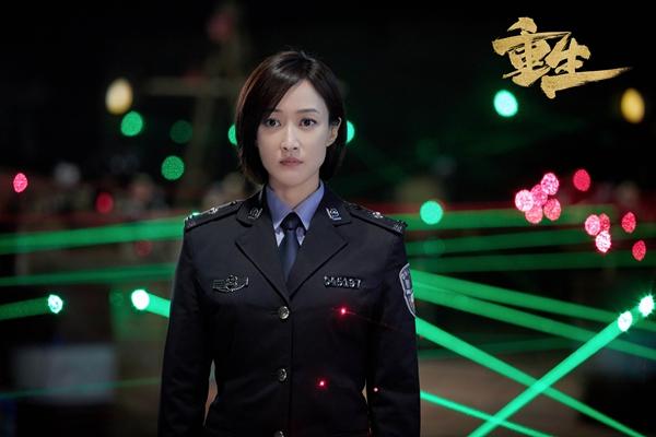 """赵子琪变身高双商女督察 与张译上演""""重生谍影"""""""