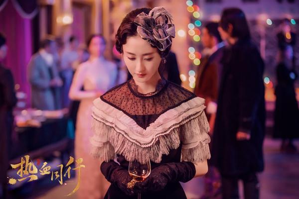 《热血同行》玛丽下线 马泽涵发文告别角色