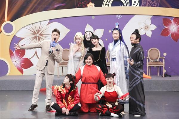 王牌收视三连冠!热搜覆盖全平台!持续引领开年综艺节目热度榜首