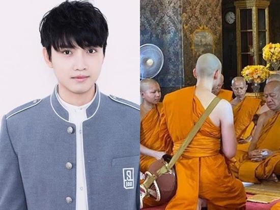 泰国艺人黄书豪出家 黄书豪个人资料曝光