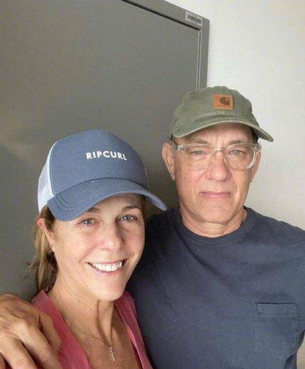 汤姆汉克斯夫妇出院 恢复神速目前在澳洲家中隔离