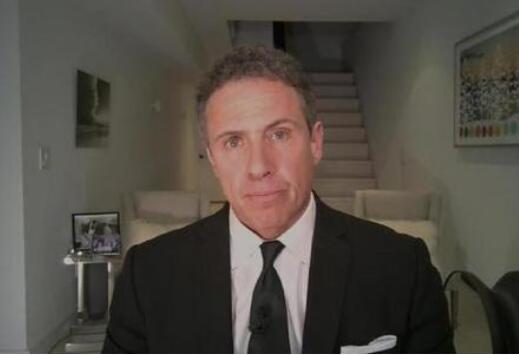 CNN主播确诊感染新冠肺炎 将继续在家主持节目