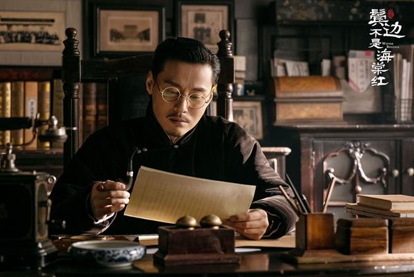 程枫《鬓边不是海棠红》突破年龄桎梏 网友:他一个人演祖孙三代