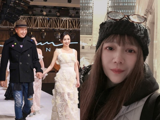 林瑞阳前妻直斥张庭小三 女星曾哲贞22年后揭离婚内幕
