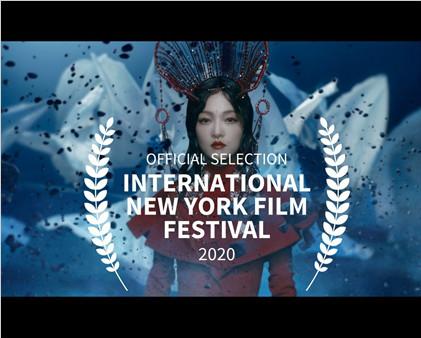 华人影像大放异彩 张韶涵《因我而起》MV即将登陆纽约时代广场