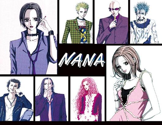 NANA将翻拍成国产电视剧 《娜娜》能否超越《世界上另一个我》?