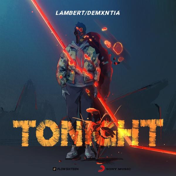 95后新生代说唱歌手Lambert推出全新演绎版本《tonight》