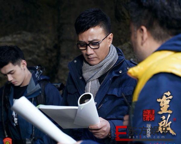 胡军新剧《重启之极海听雷》开播 神秘二叔备受期待