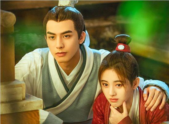 《漂亮书生》定档7月23日,鞠婧祎宋威龙演绎古校清甜同窗恋