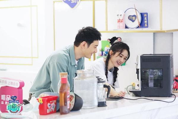 《中餐厅4》黄晓明为三峡升船机赋诗 粉丝:可以收进语文课本