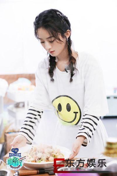 《中餐厅4》黄晓明暖心约谈赵丽颖 财务焦虑何时能缓解?