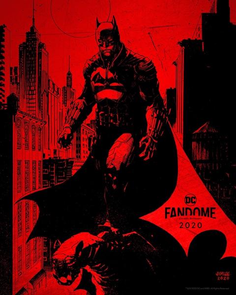 影迷狂欢!四部DC超级大片震撼来袭 全新物料重磅发布
